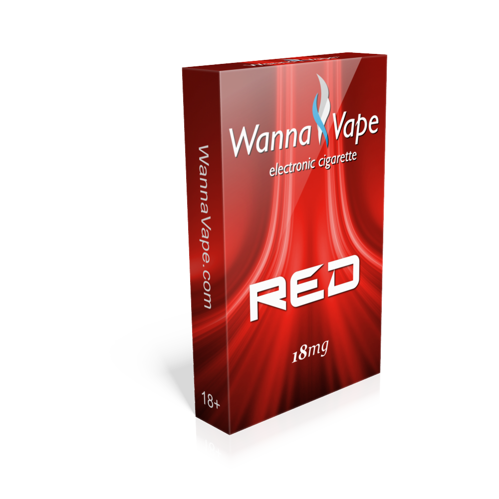 Red-tobacco-refill-cartridge